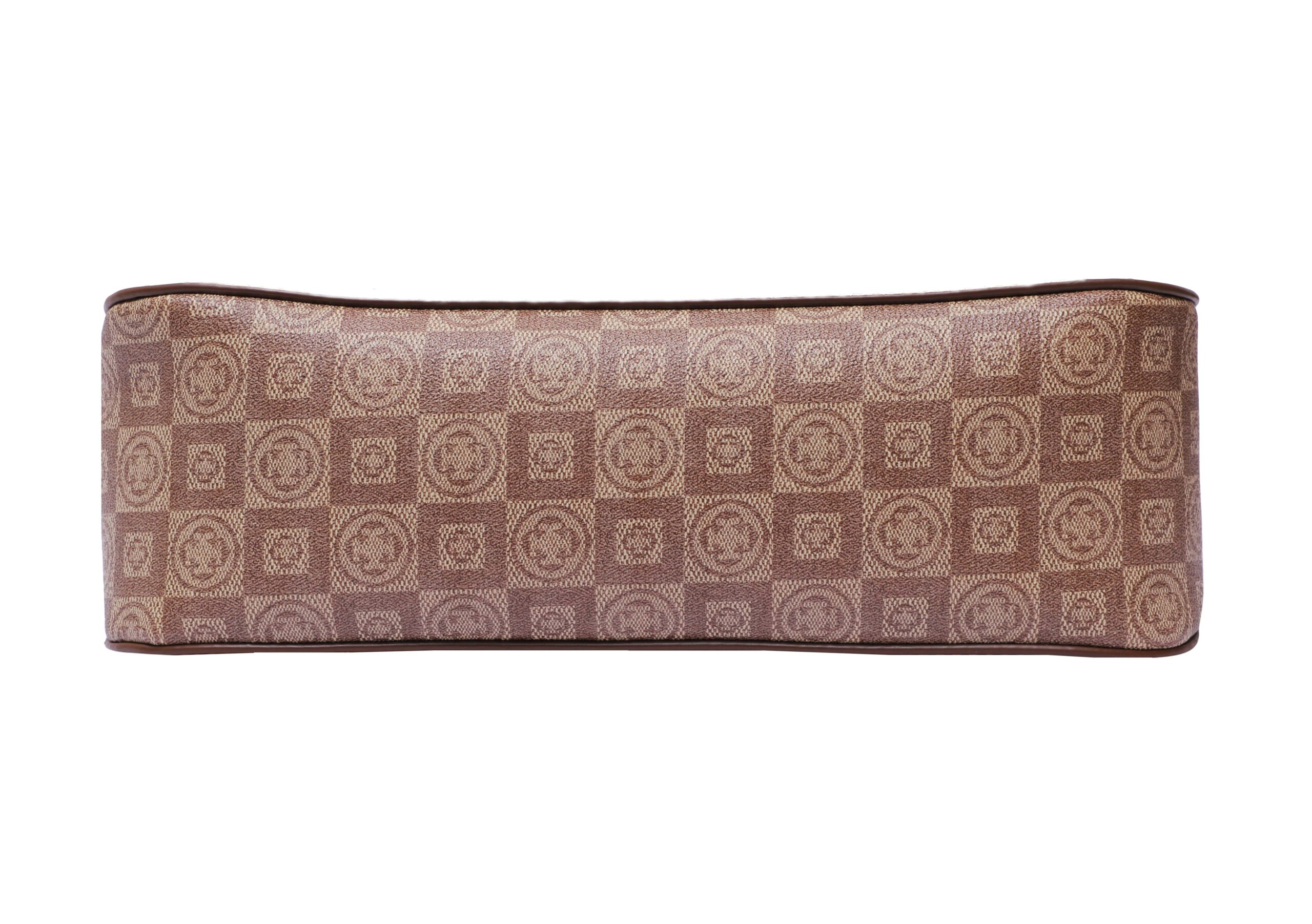 Simbolico quadros brown crossbody