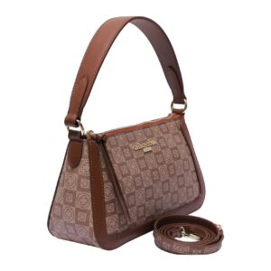 Simbolico quadros brown crossbody