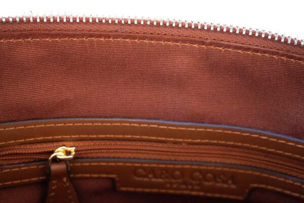 Simbolico quadros brown top handle